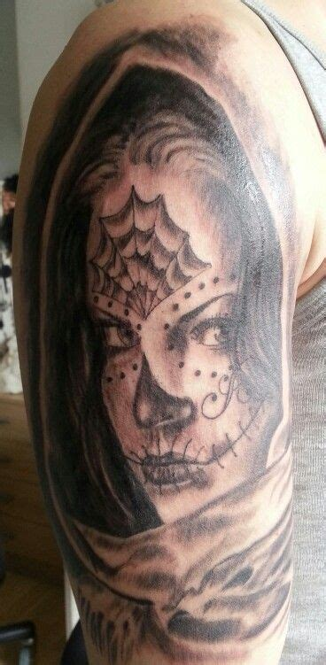 santa muerte tattoo meaning santa muerte by martin nissl my tattoos