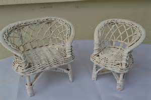 painted shabby chic furniture painted shabby chic whicker doll furniture