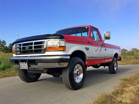 automobile air conditioning repair 1993 ford f250 engine control classic 1993 ford f 250 7 3 turbo diesel for sale detailed description and photos