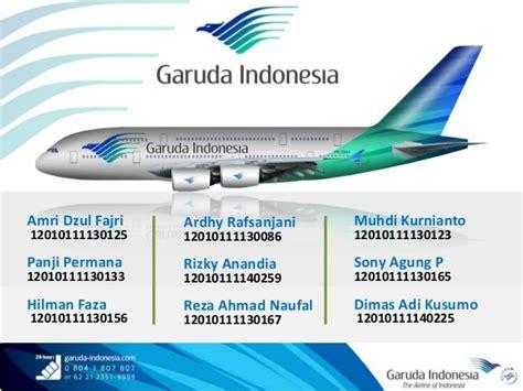 membuat garuda frequent flyer strategi pemasaran jasa garuda indonesia airlines