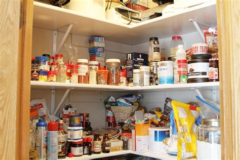 What Rhymes With Pantry kitchen pantry organization before after i am baker