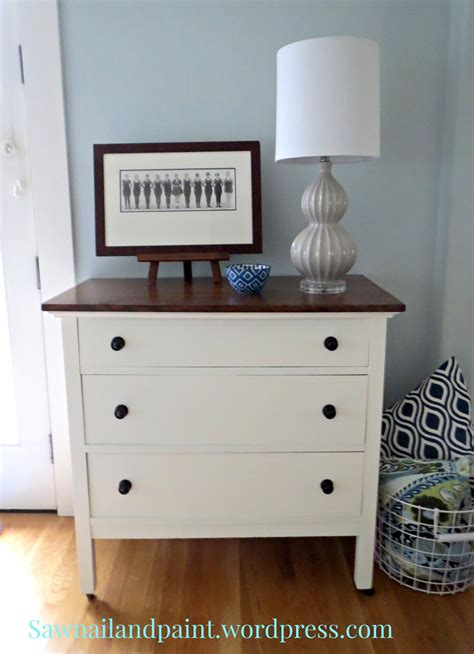 White Dresser With Wood Top by White Dresser With Wood Top Bestdressers 2017