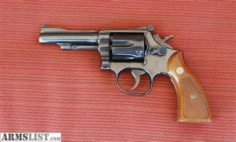 s w model 48 for sale armslist for sale s w model 48 22 mag 4 inch blue in