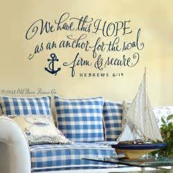 Scripture Stickers For Walls bible quotes about hope quotesgram