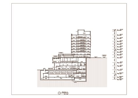 Draw A Plan gallery of bundang seoul national university hospital