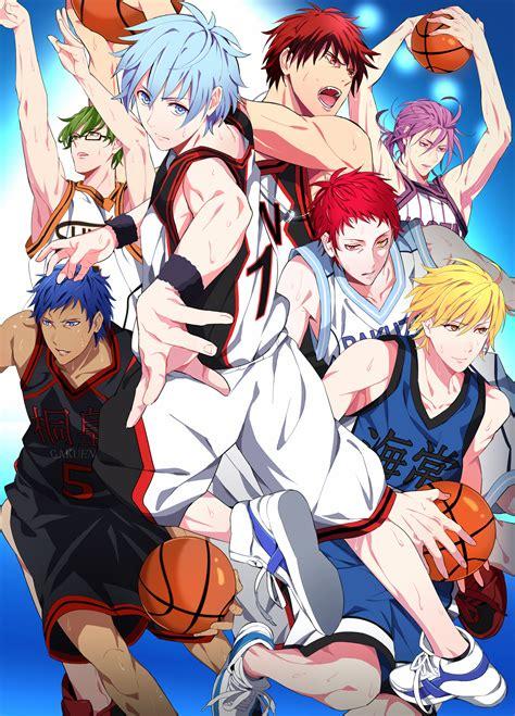 Kalender Poster Kuroko No Basket And Haikyuu kuroko no basket kuroko tetsuya photo 34291562