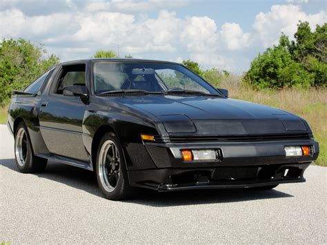 chrysler conquest 1986 chrysler conquest photos informations articles