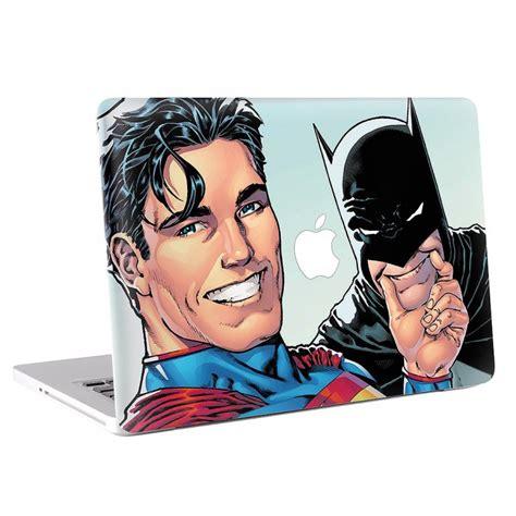 Macbook Aufkleber Superman by Batman Joker Painting Macbook Skin Aufkleber
