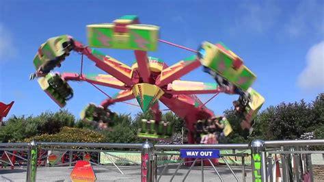theme park cornwall the thunderbolt ride at flambards theme park helston