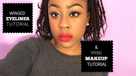 gel eyeliner tutorial youtube how to winged eyeliner tutorial gel liquid mini