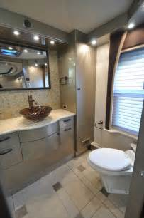 rv bathrooms design the 15 most glamorous rv bathrooms on the planet