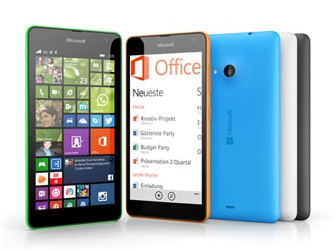 Microsoft Lumia 535 microsoft lumia 535 bildergalerie
