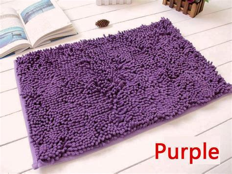 Pasaran Karpet Cendol jual keset cendol dof ungu 40 x 60 cm karpet bulu