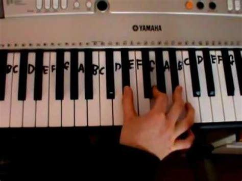keyboard tutorial for jar of hearts jar of hearts piano tutorial youtube