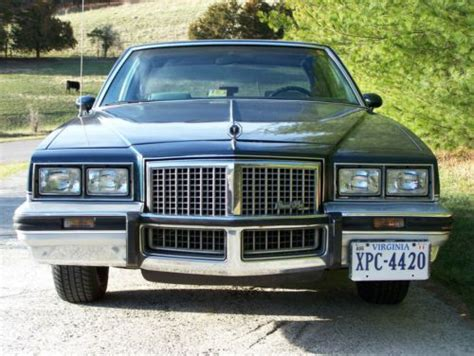 1986 pontiac grand prix le purchase used 1986 pontiac grand prix le coupe 2 door 5 0l