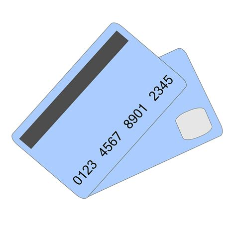 credit card template transparent 신용 카드 지불 183 pixabay의 무료 이미지