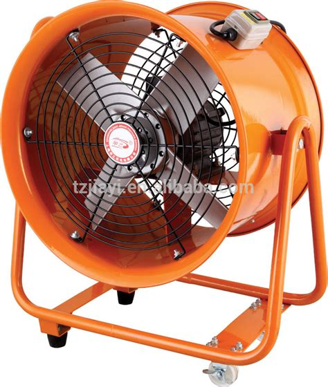 portable blower ventilator fans made in china low noise hiume portable industrial