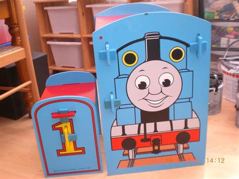 The Tank Engine Desk And Chair - the tank engine desk and stool in hove expired