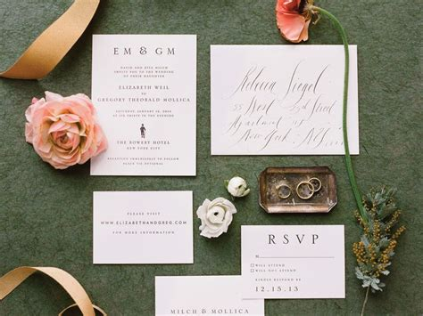Wedding Gift Using Invitation by Top 10 Wedding Invitation Etiquette Questions