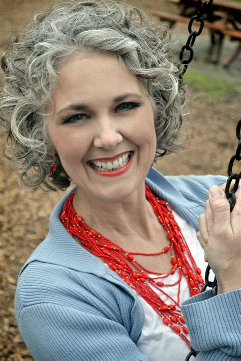 how to wear curly hair over 60 best 25 curly gray hair ideas on pinterest why grey
