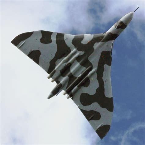 The Vulcan avro vulcan xh558