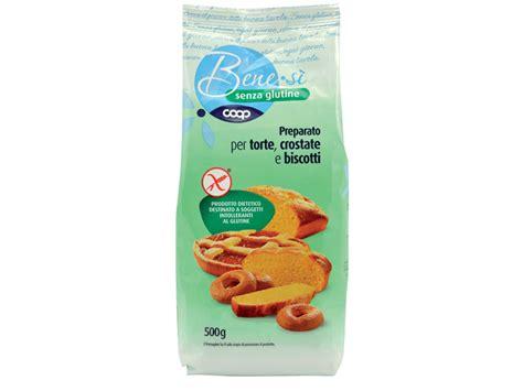 alimenti senza lattosio coop prodotti senza glutine coop