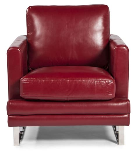 leather armchairs melbourne melbourne berry red leather chair from lazzaro coleman