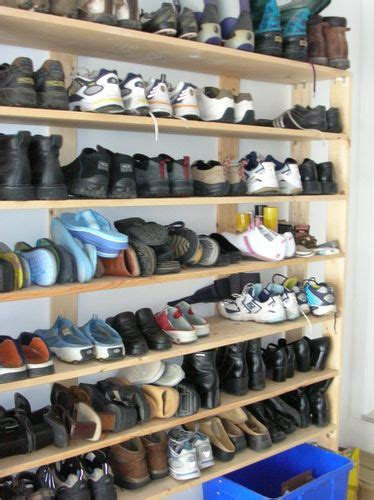 shoe storage ideas for garage beautiful shoe racks for garage home shoe