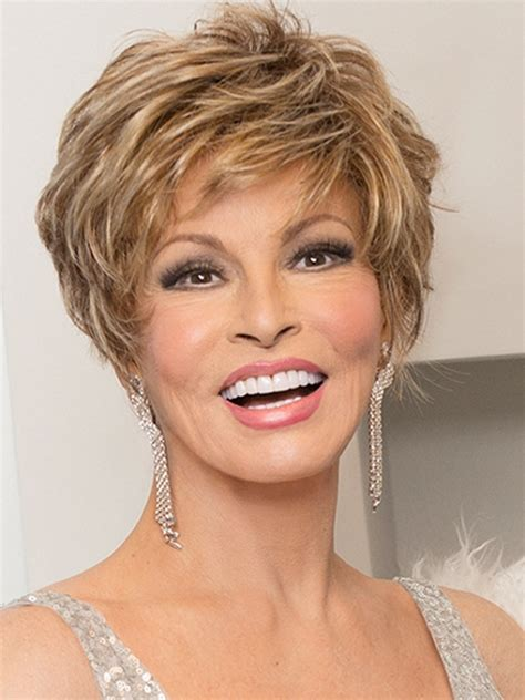 hairstyles for average women raquel welch sparkle synthetic wig average cap hsw wigs