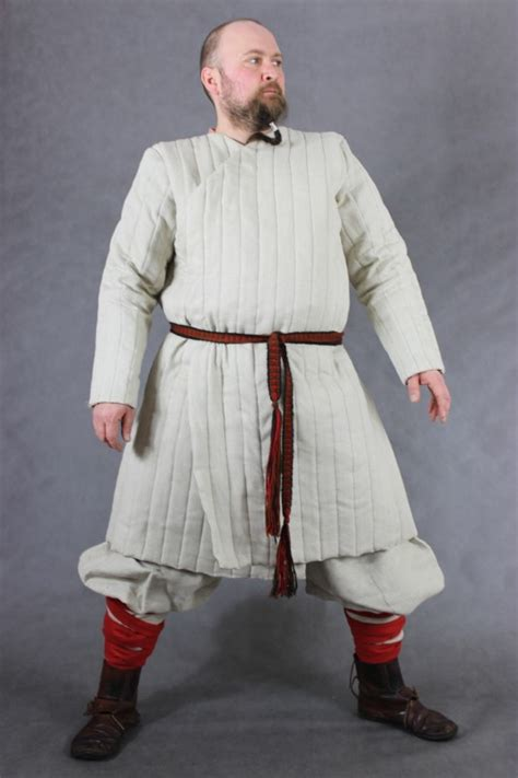 Russian padded caftan h » 9th 11th Handmade » Medieval On