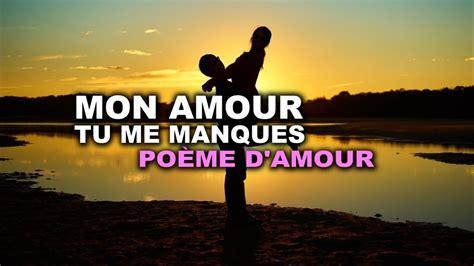 Resume Tu Me Manques Mon Amour Tu Me Manques Po 232 Me D Amour