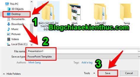 Hướng Dẫn C 225 Ch Tạo Template Cho Slide Thuyết Tr 236 Nh Powerpoint Template Cho Powerpoint