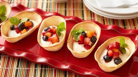 mini taco boats recipe mini churro taco boats recipe from betty crocker