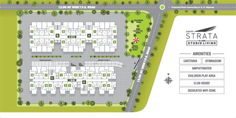 layout master plan residential schemes in ahmedabad apartments in ahmedabad