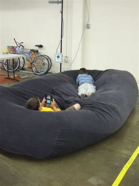how to make a lovesac bean bag sofa bed