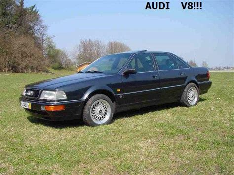 1991 Audi V8 by 1991 Audi V8 Pictures Gasoline Automatic For Sale