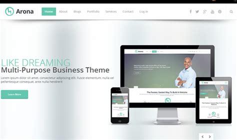 drupal theme jollyany top 10 drupal business themes for enterprises
