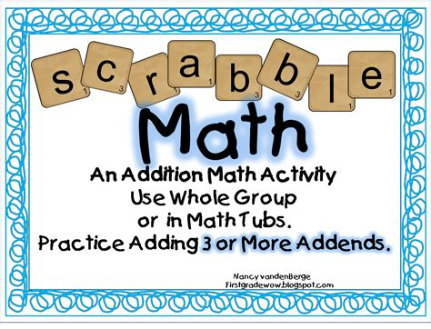 math scrabble board scrabble math scaborc