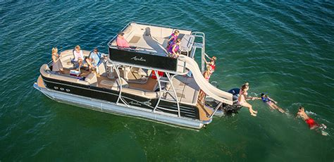 pontoon boat with grill for sale catalina platinum funship pontoon boat avalon pontoon boats