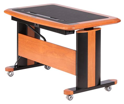 computer desk with casters computer desk with casters hostgarcia