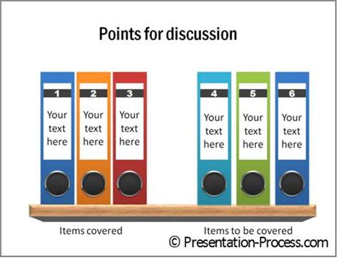 Creative Powerpoint Agenda Ideas Folder Powerpoint Template Tutorial