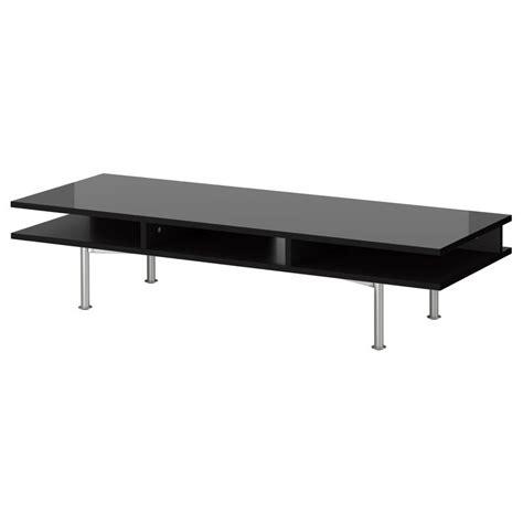 black gloss tv bench tofteryd tv bench high gloss black ikea given to us