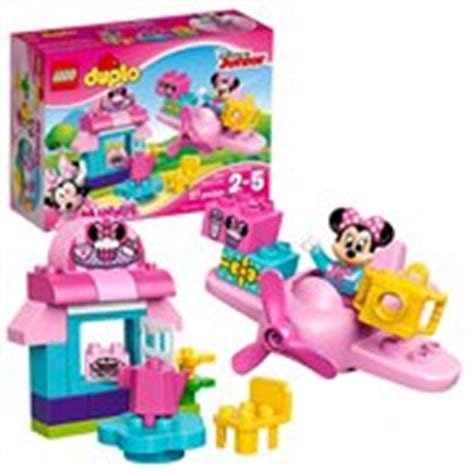 Lego Duplo Minnie S Caf 10830 mickey mouse figures toys bobble heads