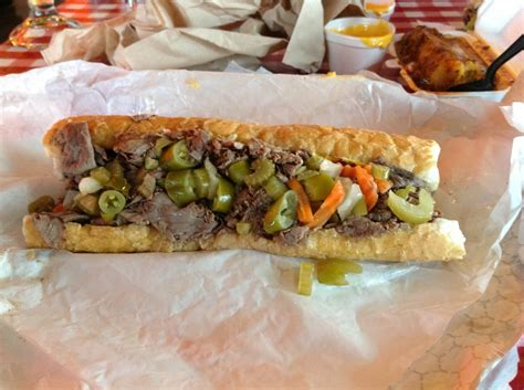 portillo s dogs big beef combo with peppers yelp