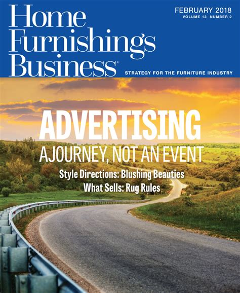 home decor trade magazines home furrnishings business november magazine