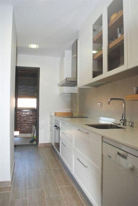 Kitchen Cabinet Space Savers cocina alargada reformas hogar pinterest