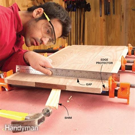 Woodworking Edge Joining Boards