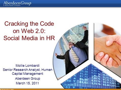 Cracking The Code 2 by Cracking The Code On Web 2 0 Social Media In Hr