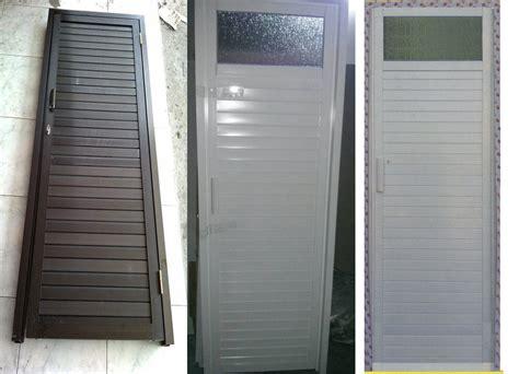 Pintu Kusen Alumunium harga pintu kamar mandi aluminium mei 2018 terbaru dekor