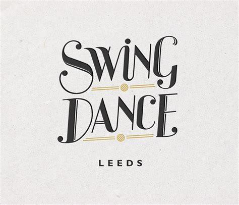 swing font swing dance leeds jeff shield s design blog